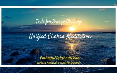 Unified Chakra Meditation