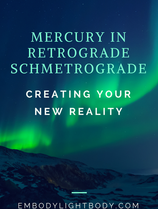Mercury in Retrograde Schmetrograde